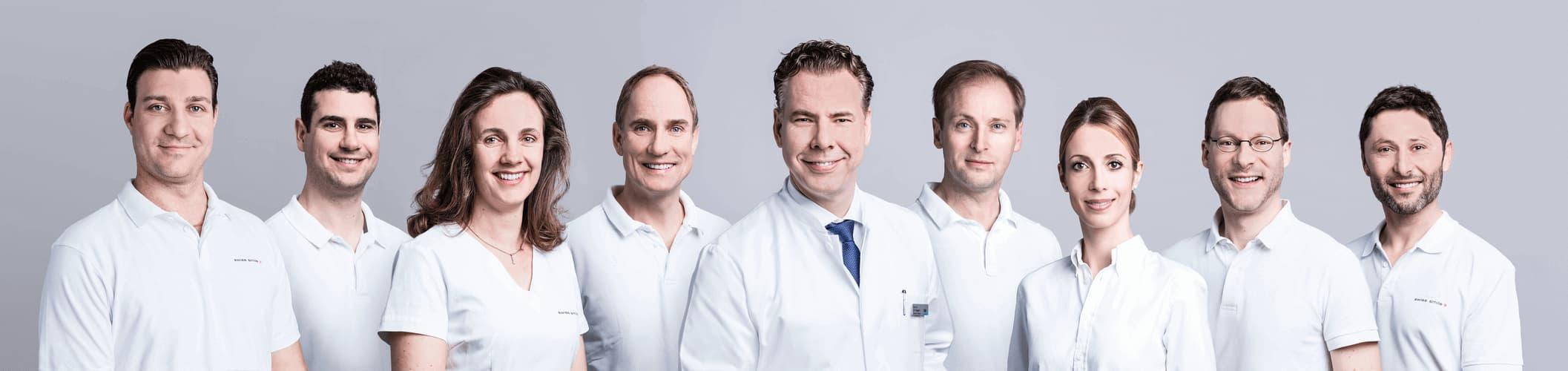 Team - Implantatzentrum Schweiz